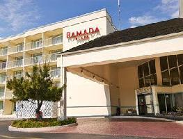 Hotel Ramada Plaza Nags Head Oceanfr