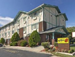 Hotel Super 8 Portsmouth/olde Town A