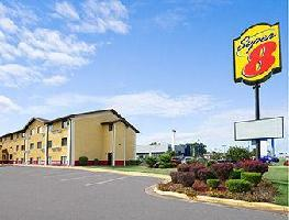 Hotel Super 8 Huntsville Alabama