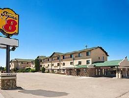 Hotel Super 8 Idaho Falls