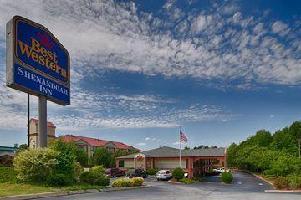 Hotel Best Western Shenandoah Inn