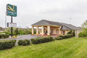 Hotel Quality Inn Crossville