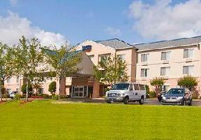 Hotel Fairfield Inn & Suites Jackson Airport