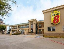 Hotel Super 8 Richardson Dallas