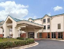 Hotel Days Inn And Suites Ridgeland