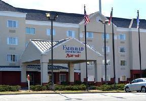 Hotel Fairfield Inn & Suites Hickory