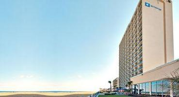 Hotel Wyndham Virginia Beach Oceanfront