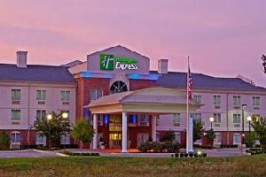 Hotel Holiday Inn Express Radcliff - Fort Knox