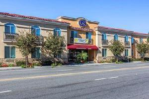 Hotel Comfort Suites Near Industry Hills Expo Center