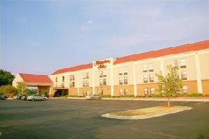Hotel Hampton Inn Greensboro East -