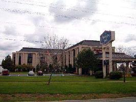 Hotel Hampton Inn Detroit/madison Heights/south