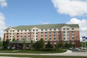 Hotel Hilton Garden Inn Detroit Metr