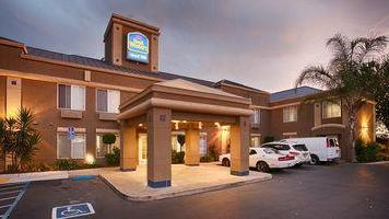 Hotel Best Western Galt Inn