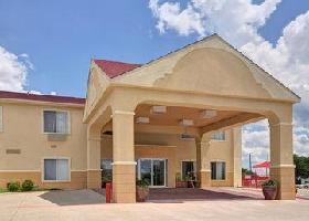Hotel Comfort Inn Terrell