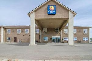 Hotel Comfort Inn Dawson Creek