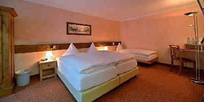 Le Chamois Swiss Quality Hotel