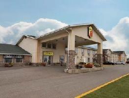 Hotel Super 8 Dawson Creek
