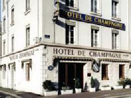 Arcantis Hotel De Champagne