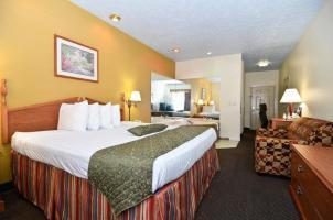 Hotel Best Western Ridgeland Inn