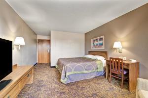 Hotel Super 8 Indianapolis