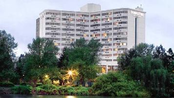 Hotel Doubletree Hilton Spokane