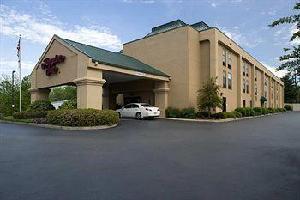 Hotel Hampton Inn Starkville