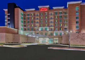 Hotel Hampton Inn & Suites Downtown/owensboro