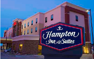 Hotel Hampton Inn And Suites Bismarck/northwest