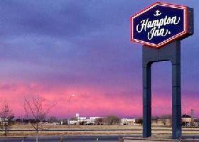 Hotel Hampton Inn Pecos