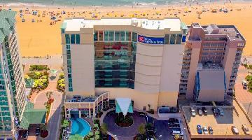 Hotel Hilton Garden Inn Virginia Beach/oceanfront