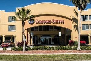 Hotel Comfort Suites Clearwater - Du