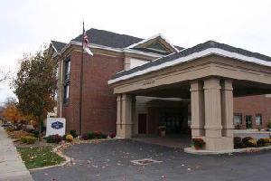 Hotel Hampton Inn East Aurora