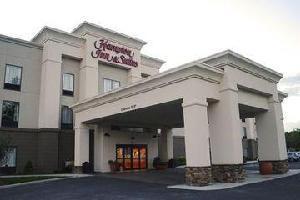Hotel Hampton Inn - Suites New Hartf