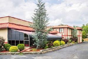 Hotel Econo Lodge Scranton