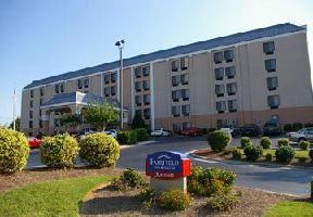 Hotel Fairfield Inn & Suites Winston-salem Hanes Mall