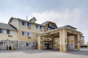 Hotel Comfort Inn & Suites Bellevue