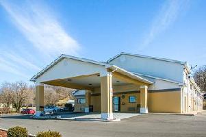 Hotel Rodeway Inn Caseyville