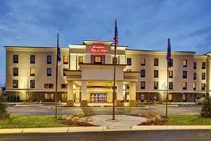 Hotel Hampton Inn - Suites Lansing M