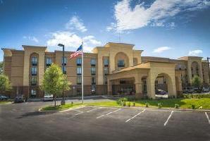 Hotel Hampton Inn - Suites Pensacola