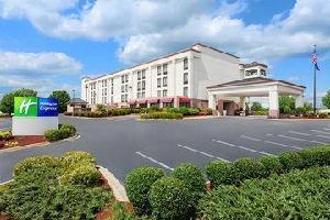 Hotel Holiday Inn Express Simpsonville