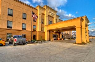 Hotel Hampton Inn Clarksdale