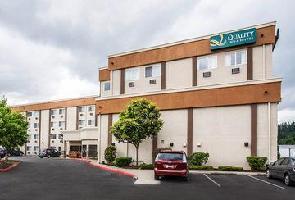 Hotel Quality Inn & Suites Pacific - Auburn