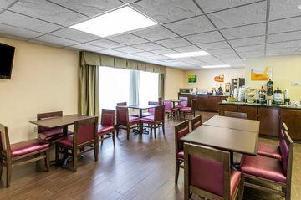 Hotel Quality Inn Fitzgerald