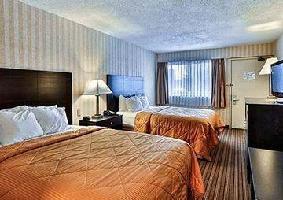 Hotel Quality Inn Barkeyville