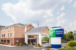 Hotel Holiday Inn Express Winston-salem