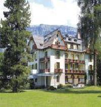 Hotel Villa Silvana At Waldhaus Flims Mountain Resort And Spa