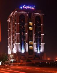 City Hotel Rak