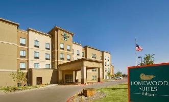 Hotel Homewood Suites By Hilton Midland