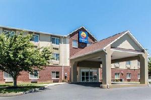 Hotel Comfort Inn Lancaster County