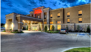 Hotel Hampton Inn & Suites Ada